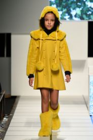 Carbon Soldier bold yellow coat